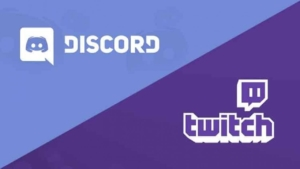 Discord and Twitch