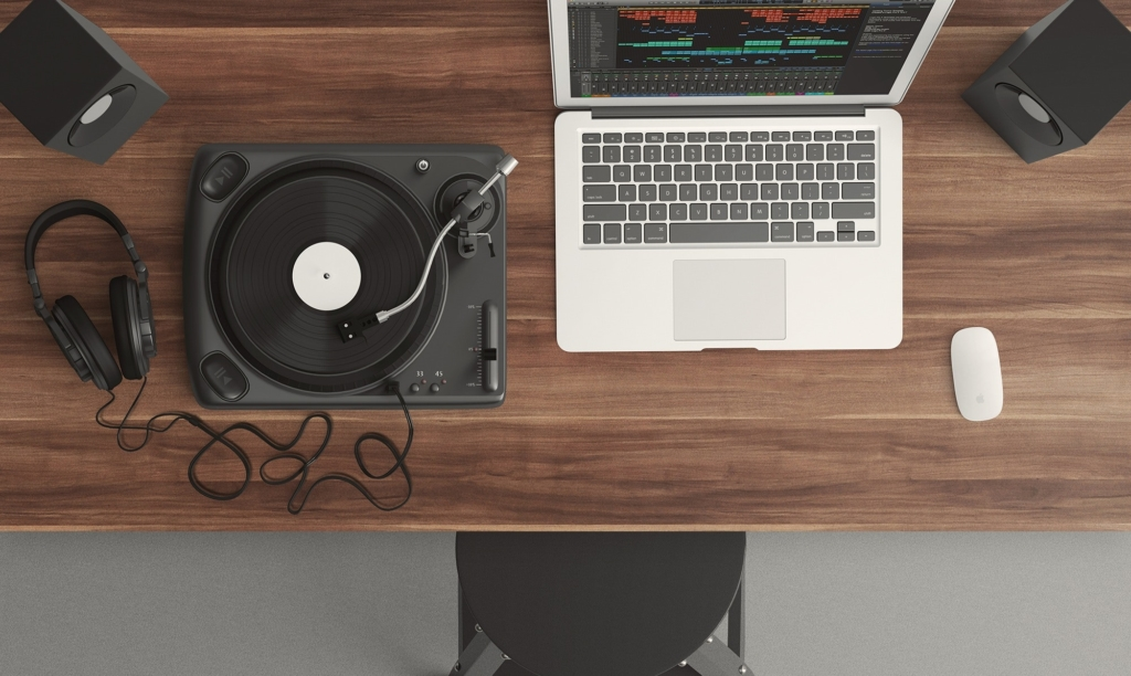 laptop for music production